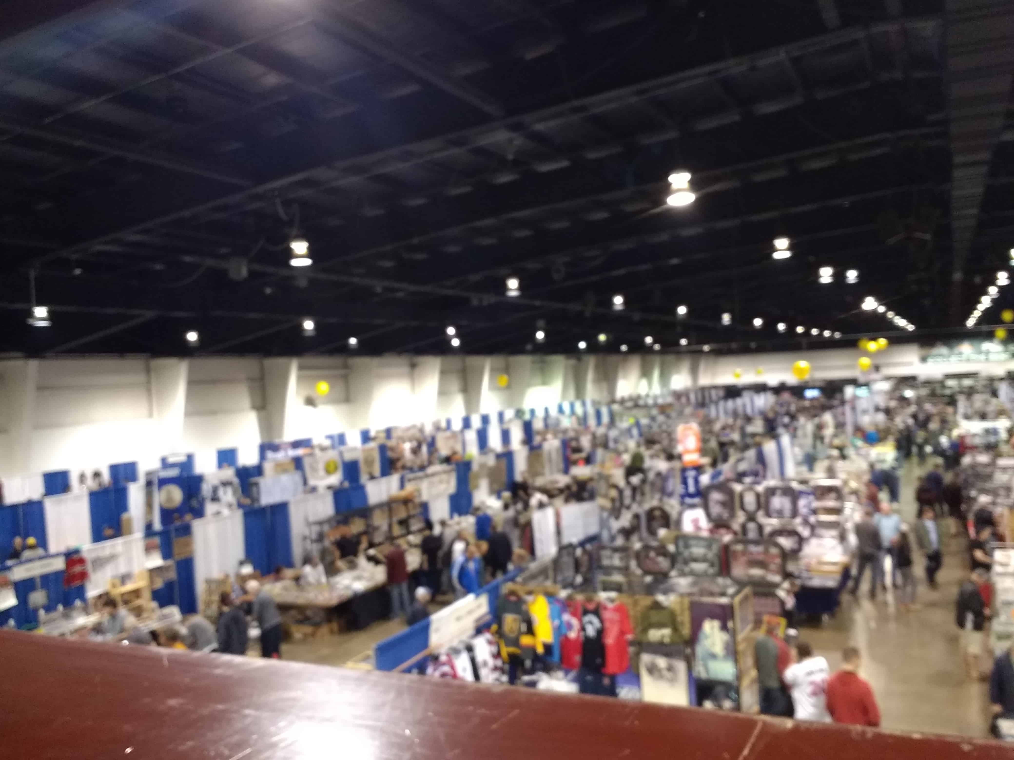 photos from toronto expo card show on may 4 2018 tradinstuff